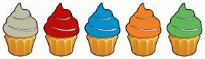 Color Scheme with #C1BEA2 #C10C06 #0091CD #F58220 #60B856
