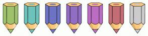 Color Scheme with #9EC16C #6DC3BB #6D74C3 #916DC3 #BB6DC3 #C36D74 #CCCCCC