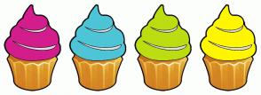 Color Scheme with #D31D8C #4DC5D6 #BCDD11 #FFF600