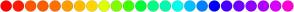 Color Scheme with #FF0000 #FF1A00 #FF5600 #F75F00 #FF7000 #FF9D00 #FFBC00 #FFD600 #DDFF00 #82FC00 #41FF00 #00FD34 #00FF83 #00FDAB #00FEEF #00C3FF #0080FF #0000FF #4B00FF #7000FF #8E00FF #B100FF #D900FF #FF00D6