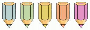 Color Scheme with #B9D2D1 #C3D8A6 #E5D16C #F4AD7E #E593C6