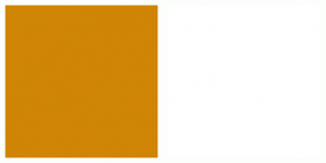 Color Scheme with #D08504 #FFFFFF