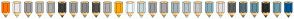 Color Scheme with #FF7302 #E9E9E9 #9A9A9A #B6B6B6 #ACACAC #3F3F3F #999999 #888888 #525252 #AFAFAF #FFA902 #EFF9FD #C4D5DA #959C9F #A5A5A5 #A5B4B9 #B4C5CB #C7C7C7 #82AEBE #E0E0E0 #606060 #546F79 #5F8E9F #2C2C2C #6A9EB0 #005698