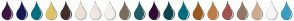 Color Scheme with #3C1641 #161A52 #026D7D #E0C166 #42302A #EAE1D7 #EFE8E1 #F4F0EB #7A6C5D #245D68 #300B35 #11434C #026D7D #985923 #BE7D47 #A0524E #917665 #CCAC91 #F6F6F6 #389FC2