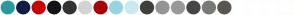 Color Scheme with #2D999C #0E1D47 #CC0000 #141117 #333333 #D3D3D3 #A80308 #99D3E1 #CCE9F0 #403F3B #959595 #999999 #464646 #797979 #5A5552 #FFFFFF #FFFFFF #FFFFFF #FFFFFF