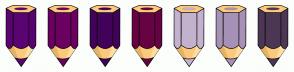 Color Scheme with #590471 #6B0061 #42025A #670343 #C3B2CE #A691B7 #4C3754