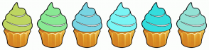 Color Scheme with #BED661 #89E894 #78D5E3 #7AF5F5 #34DDDD #93E2D5