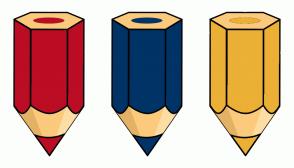 Color Scheme with #BB0D24 #003366 #EBB035
