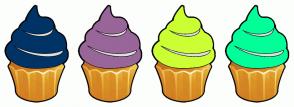 Color Scheme with #003366 #996699 #CCFF33 #00FF99