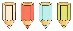 Color Scheme with #FDEDD0 #FD795B #BCF1ED #E3E376