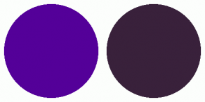 Color Scheme with #540099 #39213B