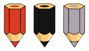 Color Scheme with #D93C21 #171517 #ADA5AD