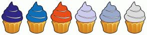 Color Scheme with #312883 #0F70B7 #E84E1A #CCCCEE #99AACC #DDDDDD
