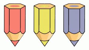 Color Scheme with #FA8072 #ECE464 #9B9EBF