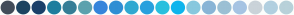 Color Scheme with #424D59 #1C4461 #1A4069 #1E7E9E #367E96 #5CA2AE #3585DB #2F8FD4 #30A9D1 #28A1DE #28C0DE #0EB5ED #87C8DE #89B5D6 #9BC0D4 #A6C4E3 #CAD3D9 #B1D0E0 #B8D1D9
