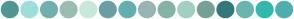 Color Scheme with #509693 #9EDEDA #71B0AC #9BBDB1 #C8E8DC #6C9EA6 #63AFB0 #98B5B4 #86B3A8 #A3CFC4 #75A196 #31797B #6BB5B0 #33B8AF #4CB0AE