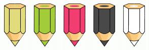Color Scheme with #E2DC7C #A3CD39 #F43E71 #4A4A4A #FFFFFF