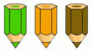 Color Scheme with #46D003 #F4A204 #816307