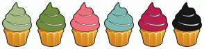 Color Scheme with #A6BB84 #6E8D3D #F26F7D #7BBAB3 #B91F4E #181818
