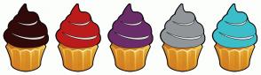 Color Scheme with #310A0A #BB1B1B #6B2D69 #90969A #3CBECA