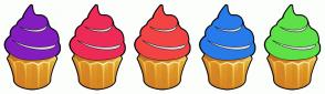 Color Scheme with #841DBF #EE2B56 #F24444 #287BEA #5EE148