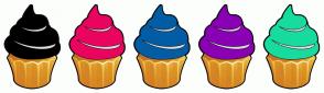Color Scheme with #000000 #EA0460 #025DA5 #8A00B4 #17DB9F