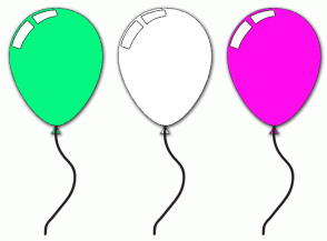 Color Scheme with #05F681 #FFFFFF #FF0CED