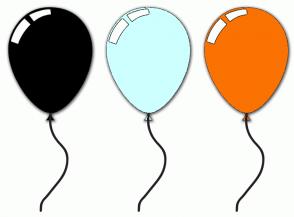 Color Scheme with #000000 #CDFFFF #FA7202