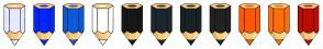 Color Scheme with #E5E9FF #0026FF #0C5ADB #FFFFFF #181818 #1D2730 #192225 #222222 #FF5800 #FE6F0A #BC0C06