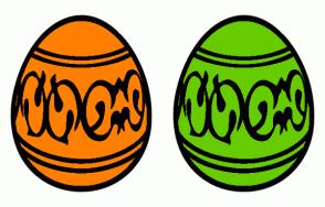 Color Scheme with #FF7F00 #66CC00