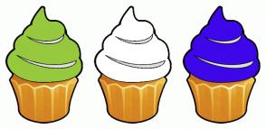 Color Scheme with #96C93D #FFFFFF #3D07EA