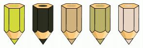 Color Scheme with #D2D93B #2C2F1F #D1B37F #BAB268 #E9D6C5