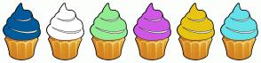 Color Scheme with #005B9A #FFFFFF #91EC92 #D057E6 #E7C412 #65E2E9