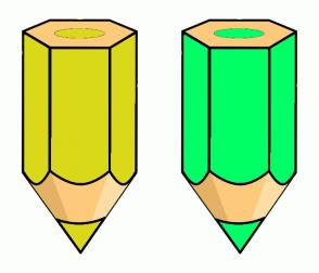 Color Scheme with #D9D919 #00FF66