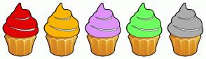 Color Scheme with #E00404 #FAB500 #DE94F9 #6DFF5F #AEADAD