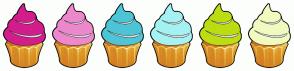 Color Scheme with #D31D8C #EE88CD #4DC5D6 #A5F2F3 #BCDD11 #F1FAC0