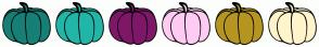 Color Scheme with #177F75 #21B6A8 #7F1769 #FFCBF4 #B69521 #FFF4CB