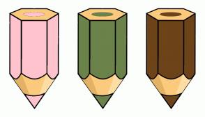 Color Scheme with #FFC3CE #6B824A #6D4319