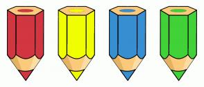 Color Scheme with #D23641 #F0FF00 #378FD2 #41D237