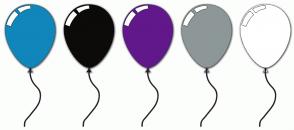 Color Scheme with #1186BA #0D0A0A #61188B #8D9798 #FFFFFF