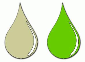 Color Scheme with #CCCC99 #66CC00