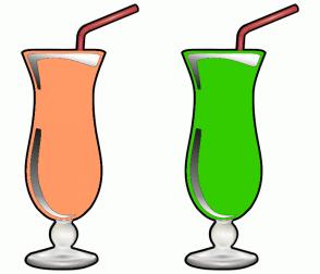 Color Scheme with #FF9966 #33CC00