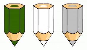 Color Scheme with #336600 #FFFFFF #C0C0C0