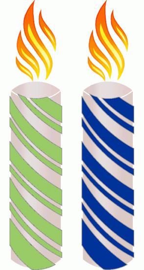 Color Scheme with #99CC66 #003399