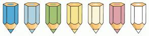 Color Scheme with #55ACD7 #B0D2DF #A3C276 #F7E592 #FBF5DA #DDA3A9 #FFFFFF
