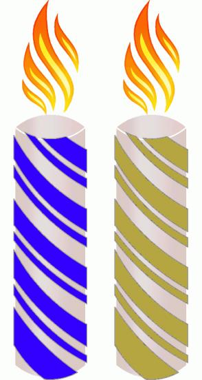Color Scheme with #3300FF #B5A642