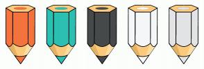 Color Scheme with #F4733D #2CC0B3 #474A4B #F6F7F8 #E3E4E5