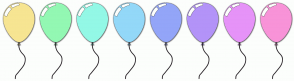 Color Scheme with #F7E592 #93F8B3 #93F8E6 #93D8F8 #93A5F8 #B393F8 #E693F8 #F893D8