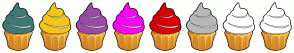 Color Scheme with #3E7A74 #F4C514 #994CA5 #FF00F9 #D70202 #B7B7B7 #FFFFFF #FFFFFF