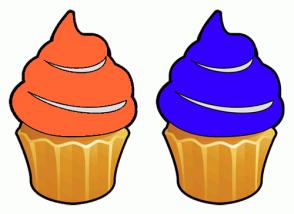 Color Scheme with #FF6633 #3300FF